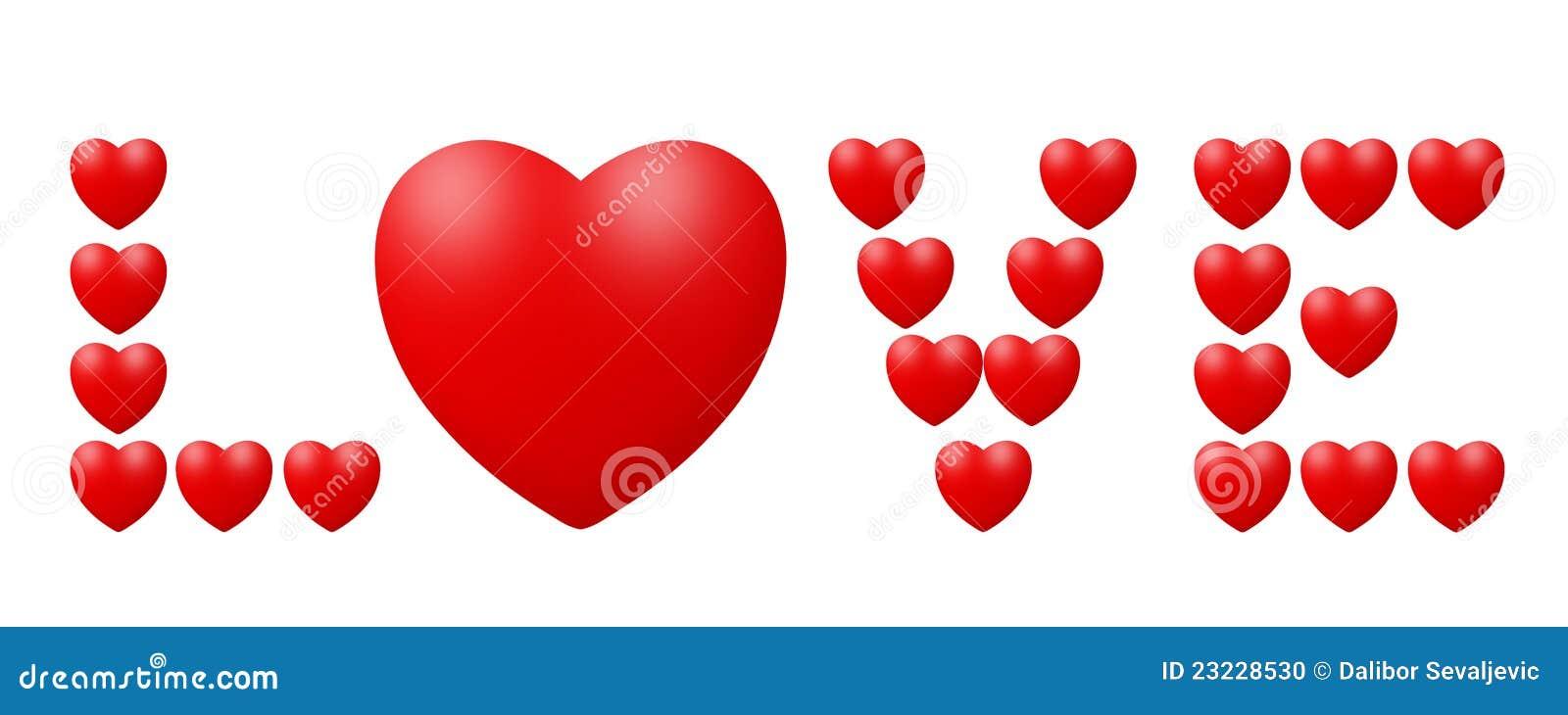 Hjärtor älskar skrivet
