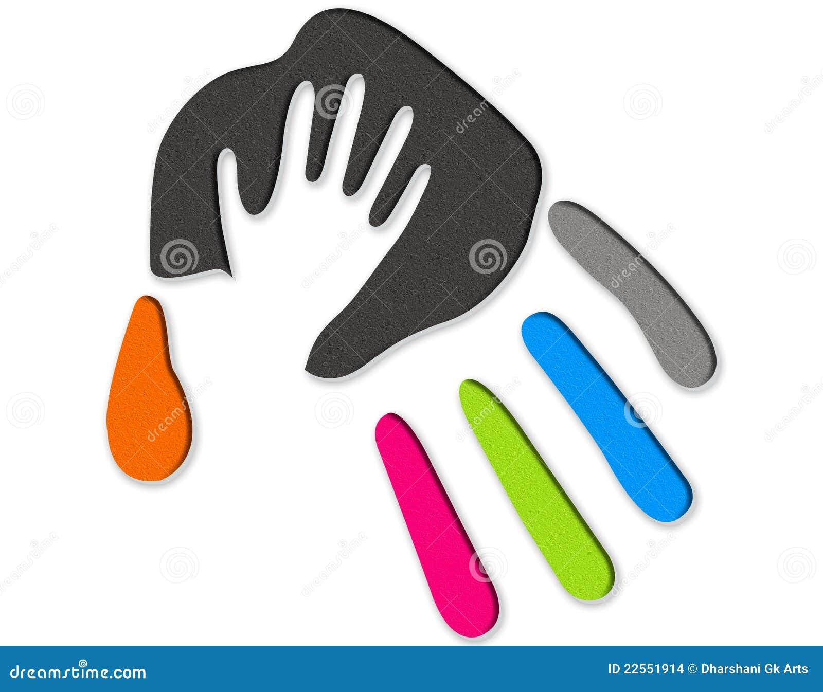 Hjälpa för hand