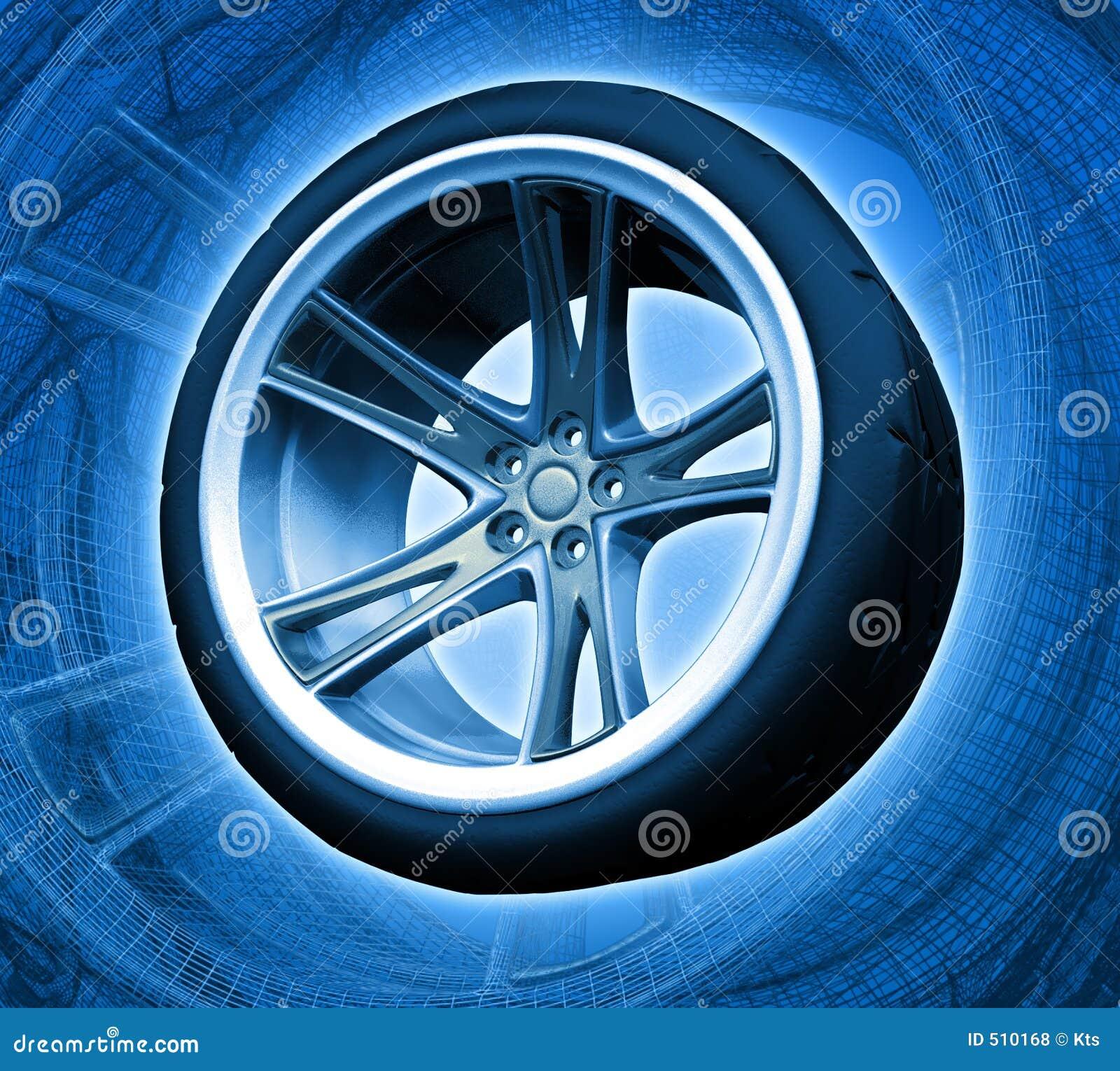 Hjul för kts n1