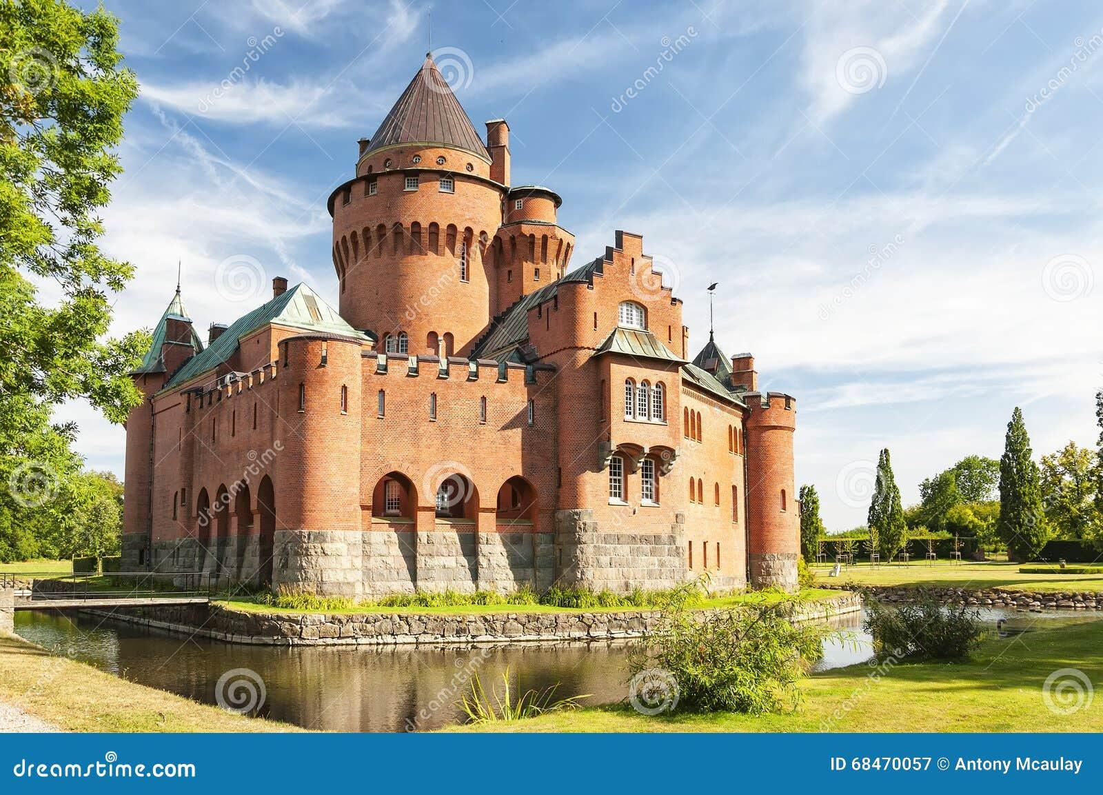 slott i sverige karta Hjularod slott i Sverige fotografering för bildbyråer. Bild av  slott i sverige karta