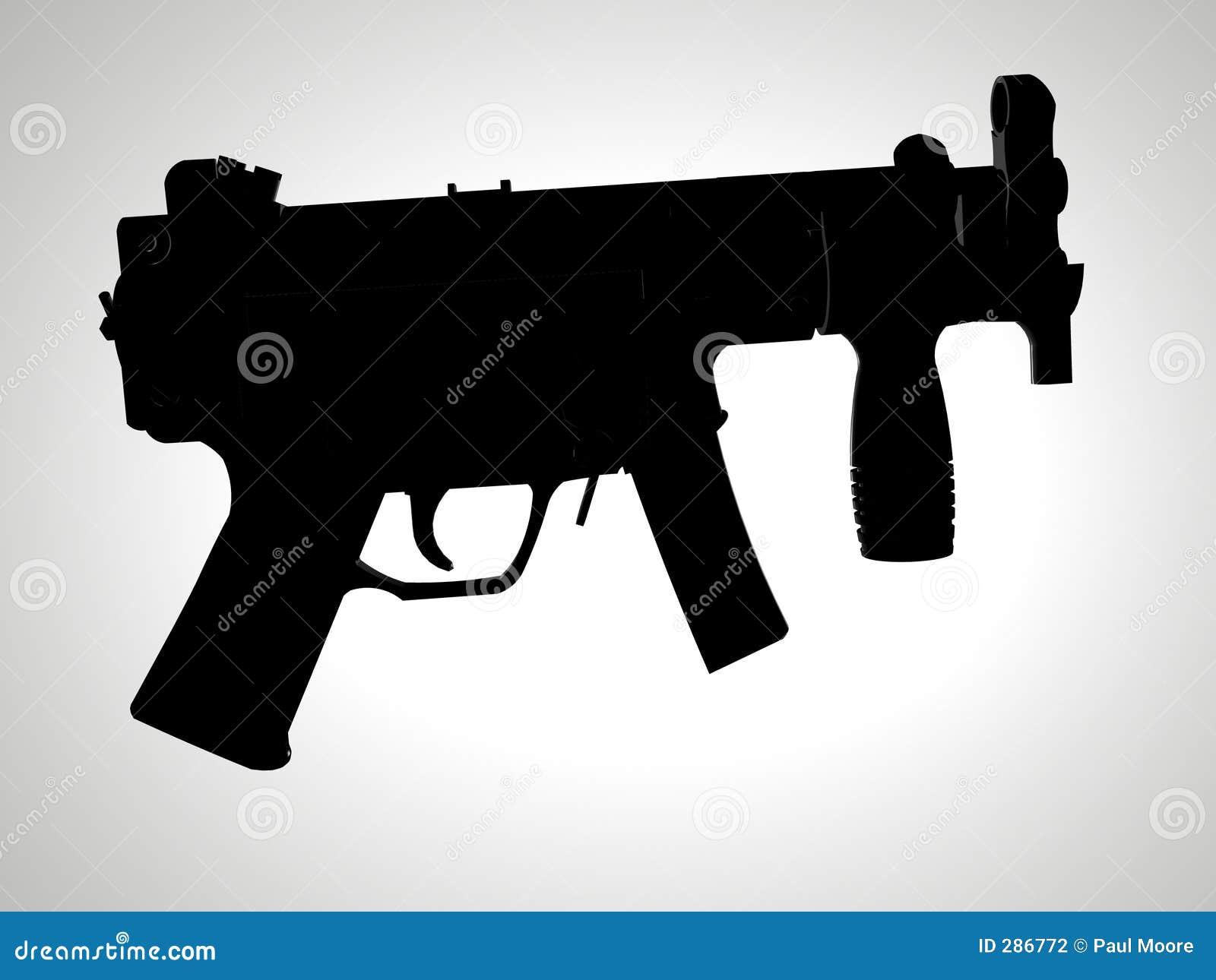 Hk machine pistolen