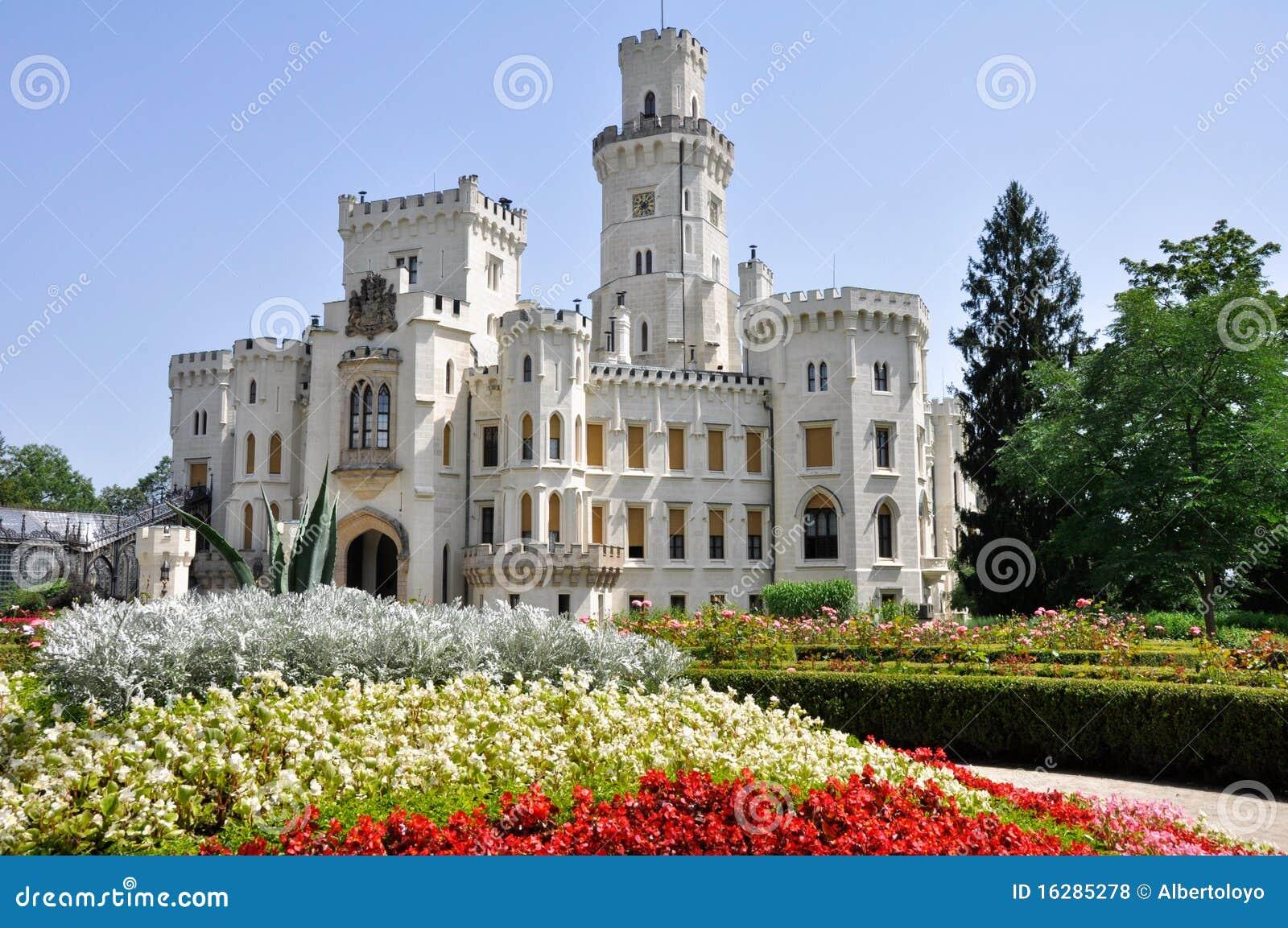 nad vltavou castle - photo #21
