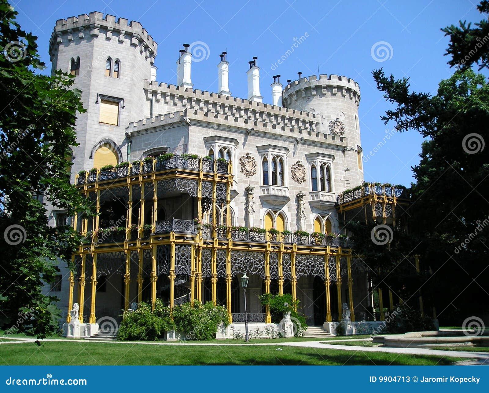 nad vltavou castle - photo #36