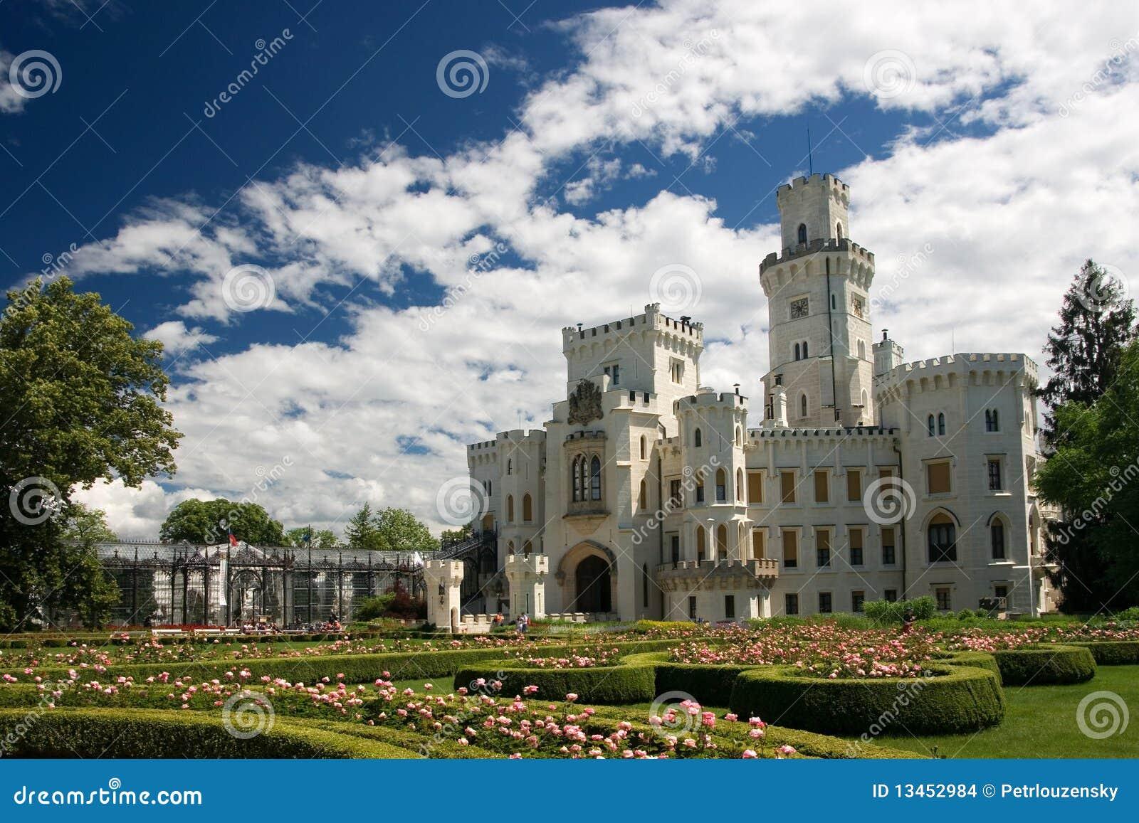 nad vltavou castle - photo #13