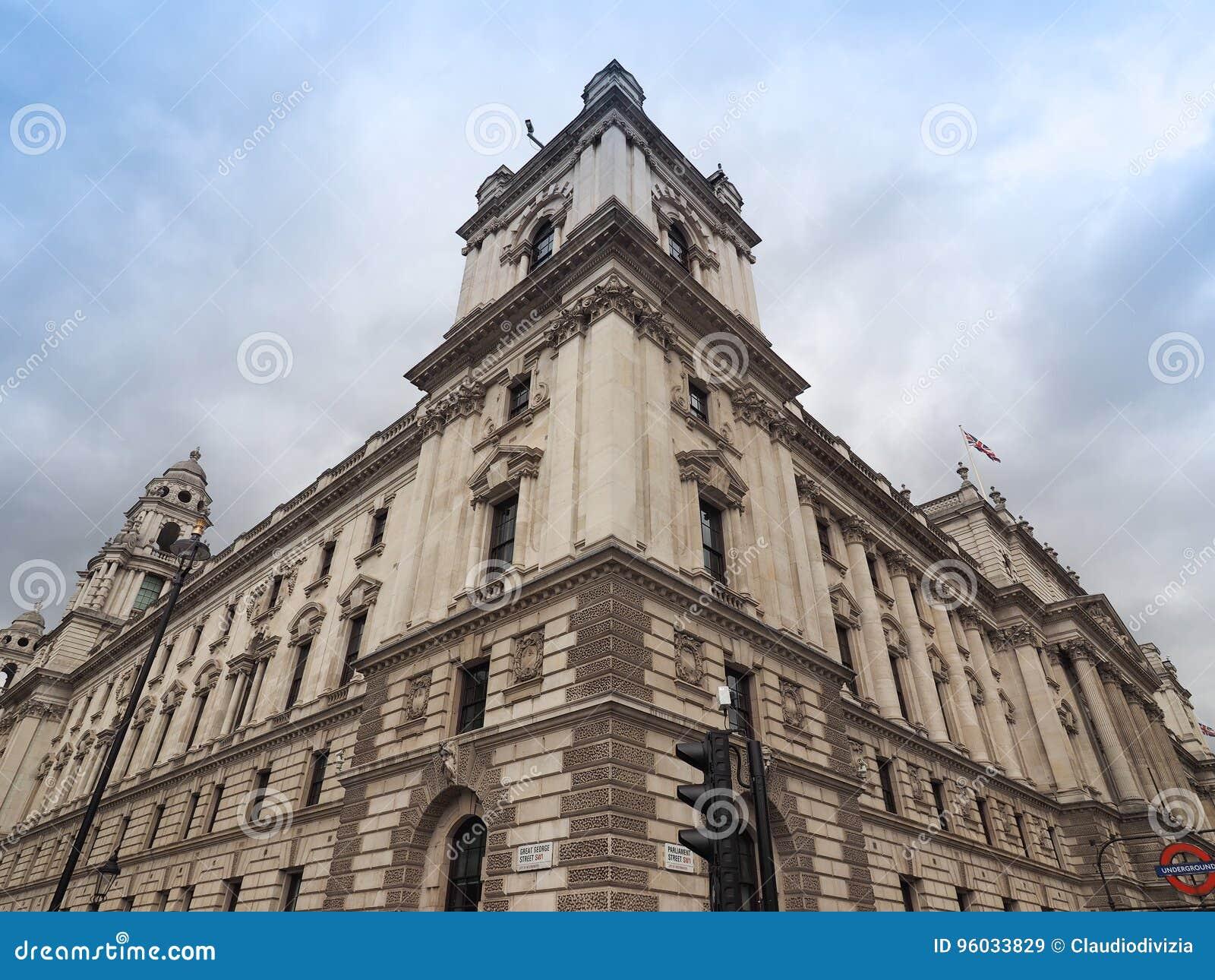HMRC w Londyn