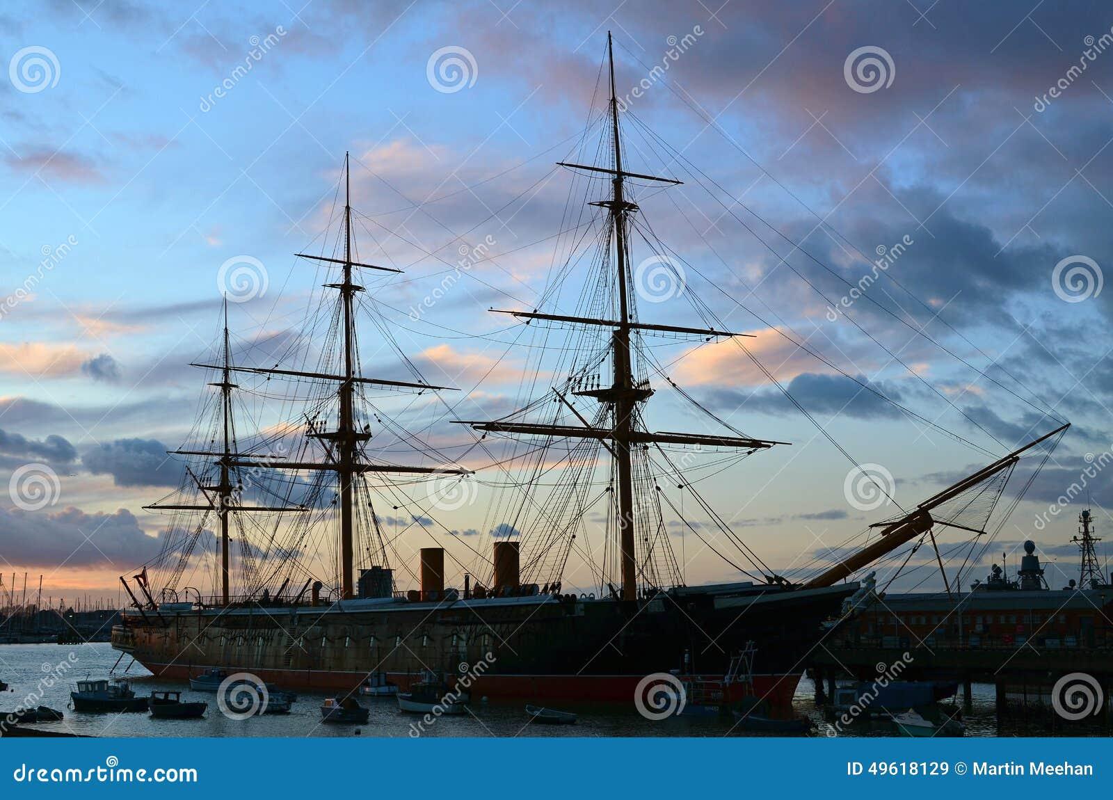 HMS wojownik