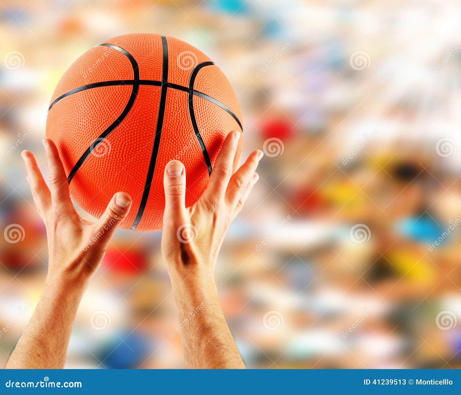 h nde die basketball fangen stockfoto bild 41239513. Black Bedroom Furniture Sets. Home Design Ideas