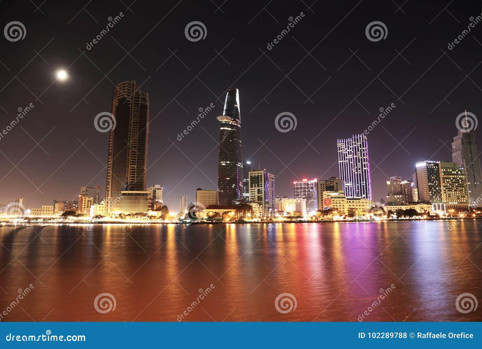 Ho Chi Minh City do centro