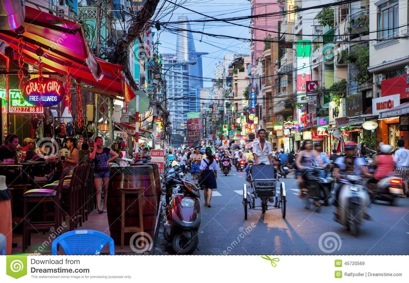 saigon city xuan