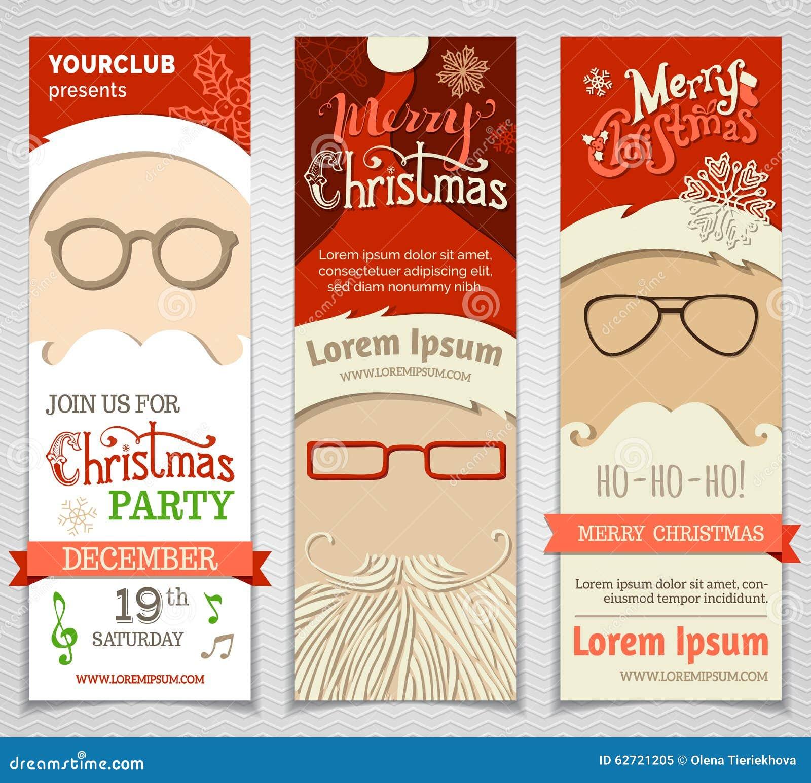 Ho! Ho! Ho! Σύνολο εμβλημάτων Santa
