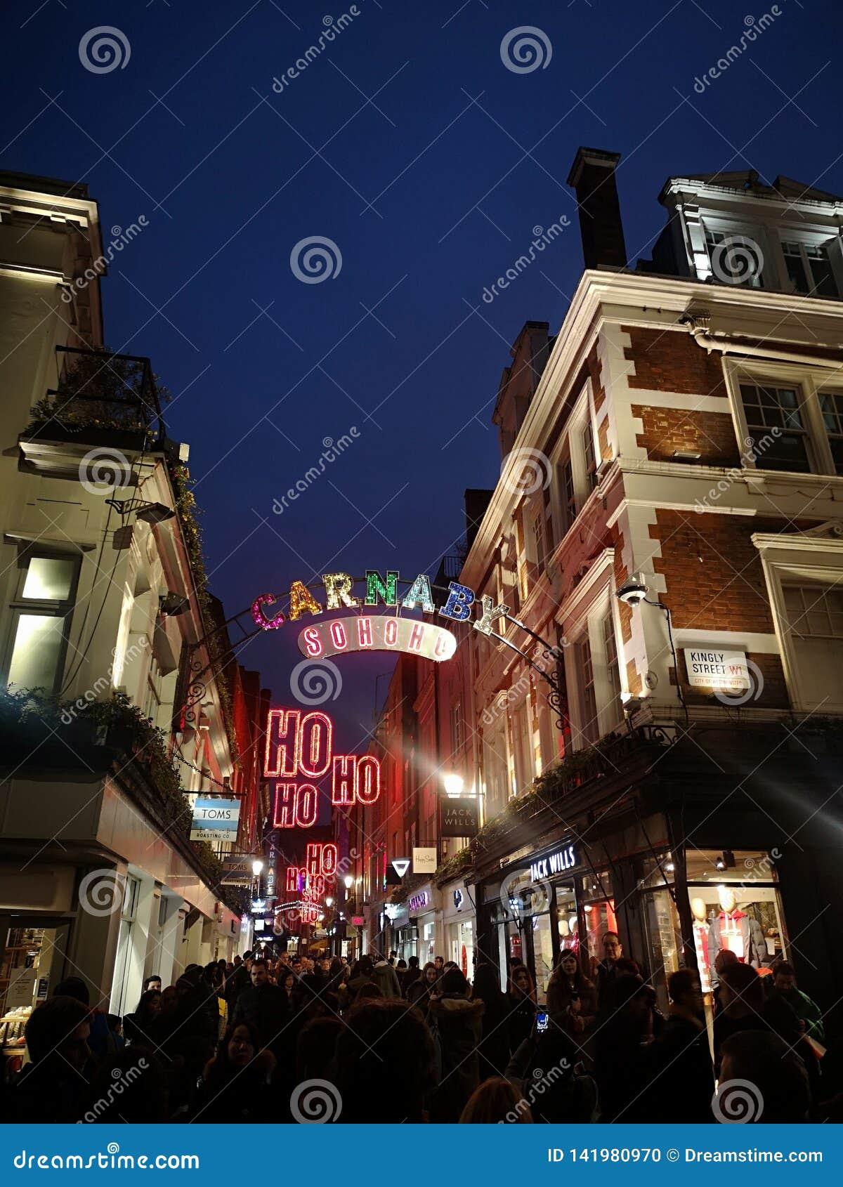 Ho Ho Ho London