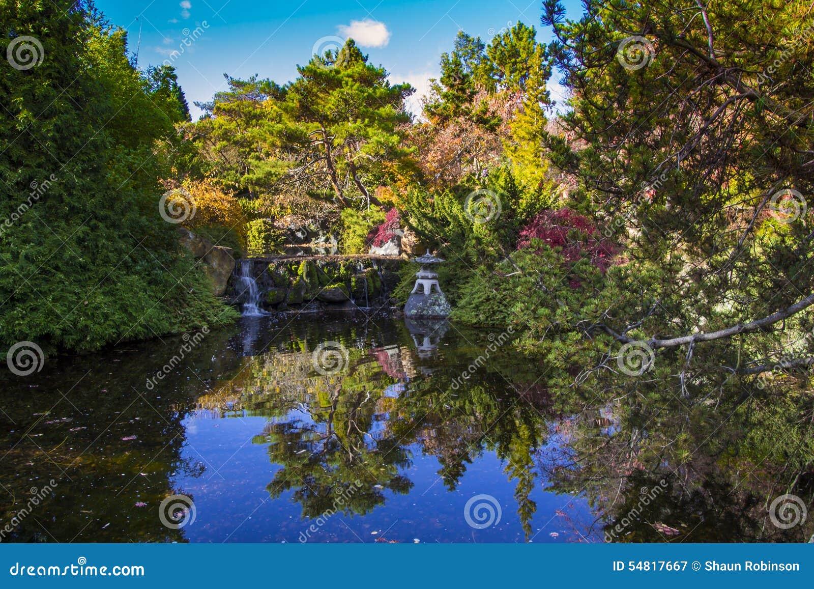 Hobart botanical gardens stock photo image 54817667 for Garden design hobart