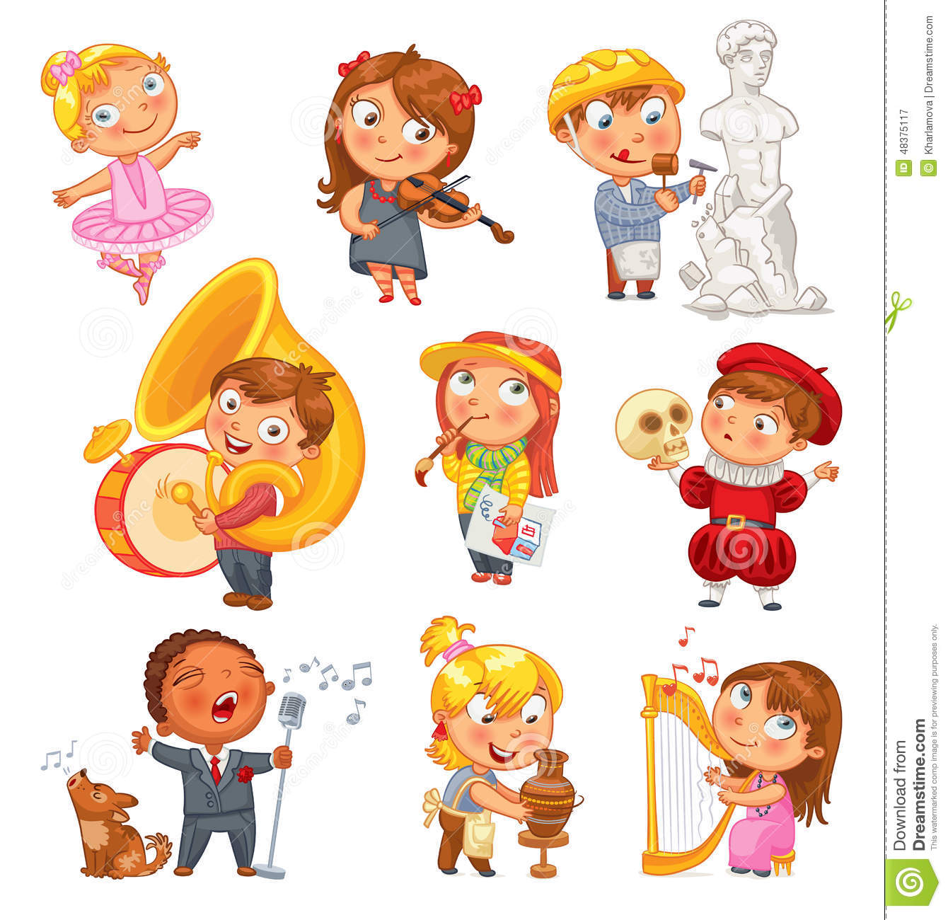 hobbies stock photos images pictures images hobbies funny cartoon character royalty stock photography
