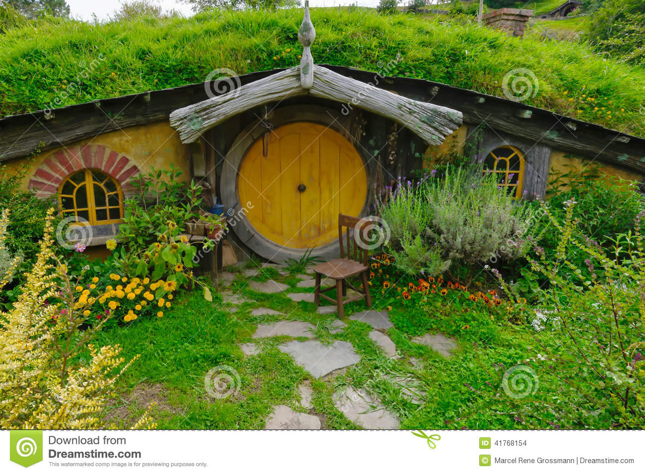 New Zealand Houses The Lord Of The Rings