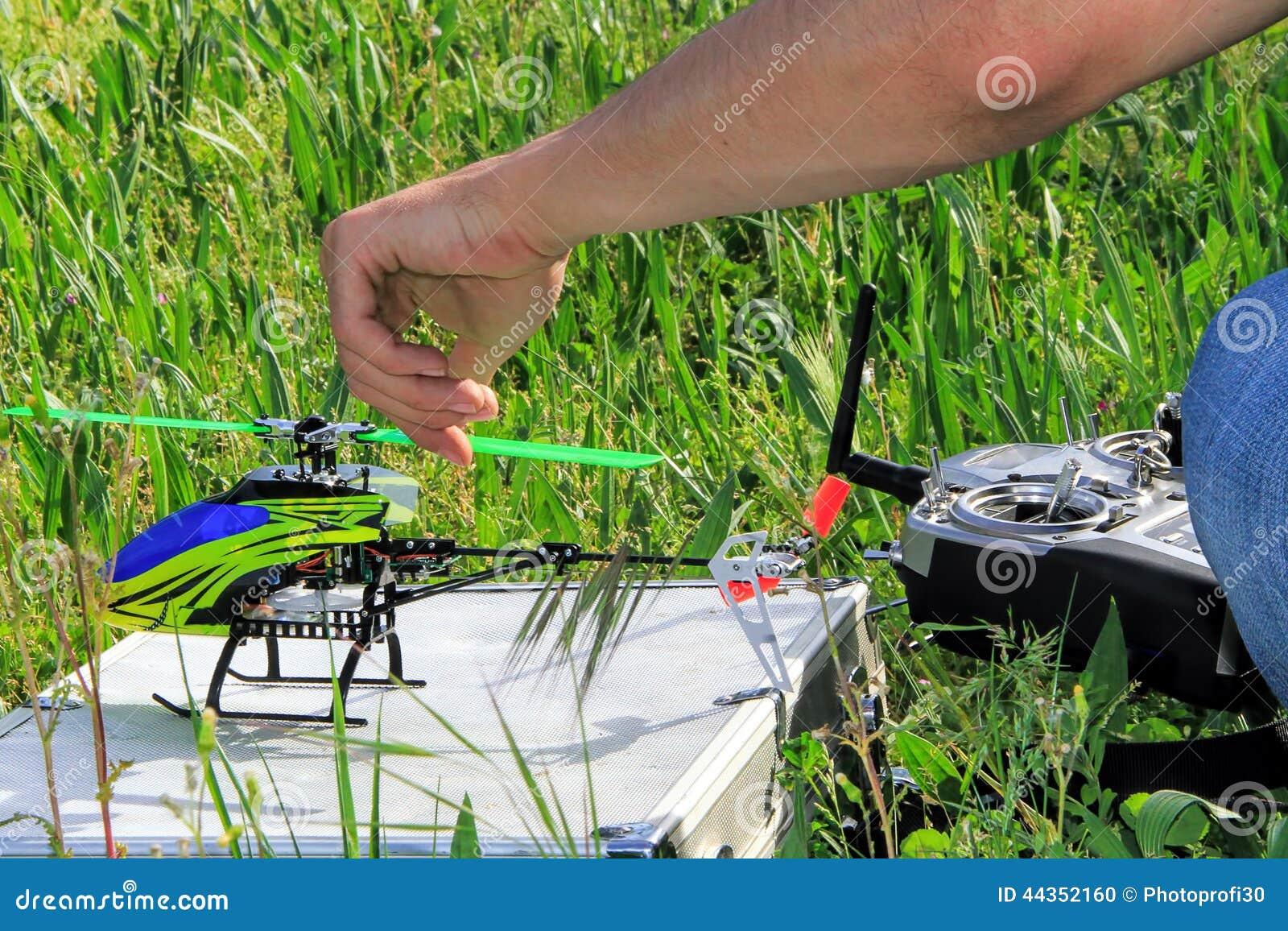 Hobby di modello dell elicottero radiocomandato