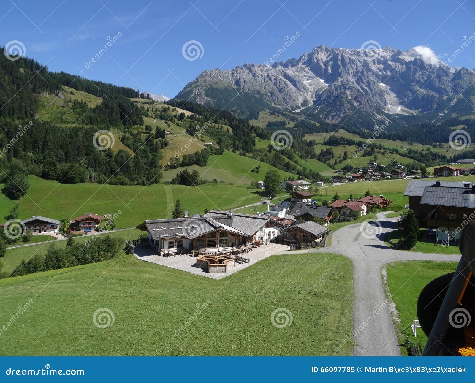 Hochkoenig,奥地利