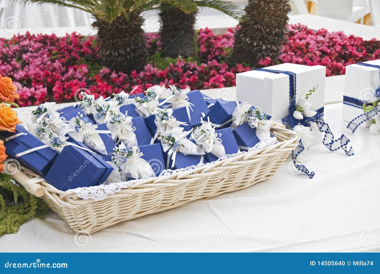 Hochzeit bevorzugt Flechtweide.