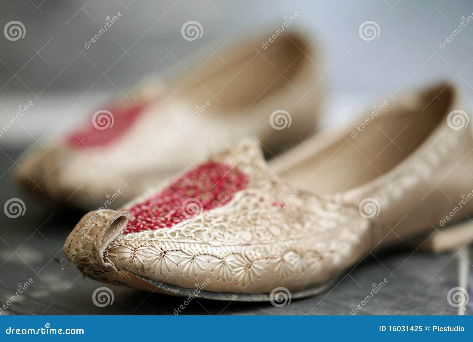 Hochzeit Punjabischuhe
