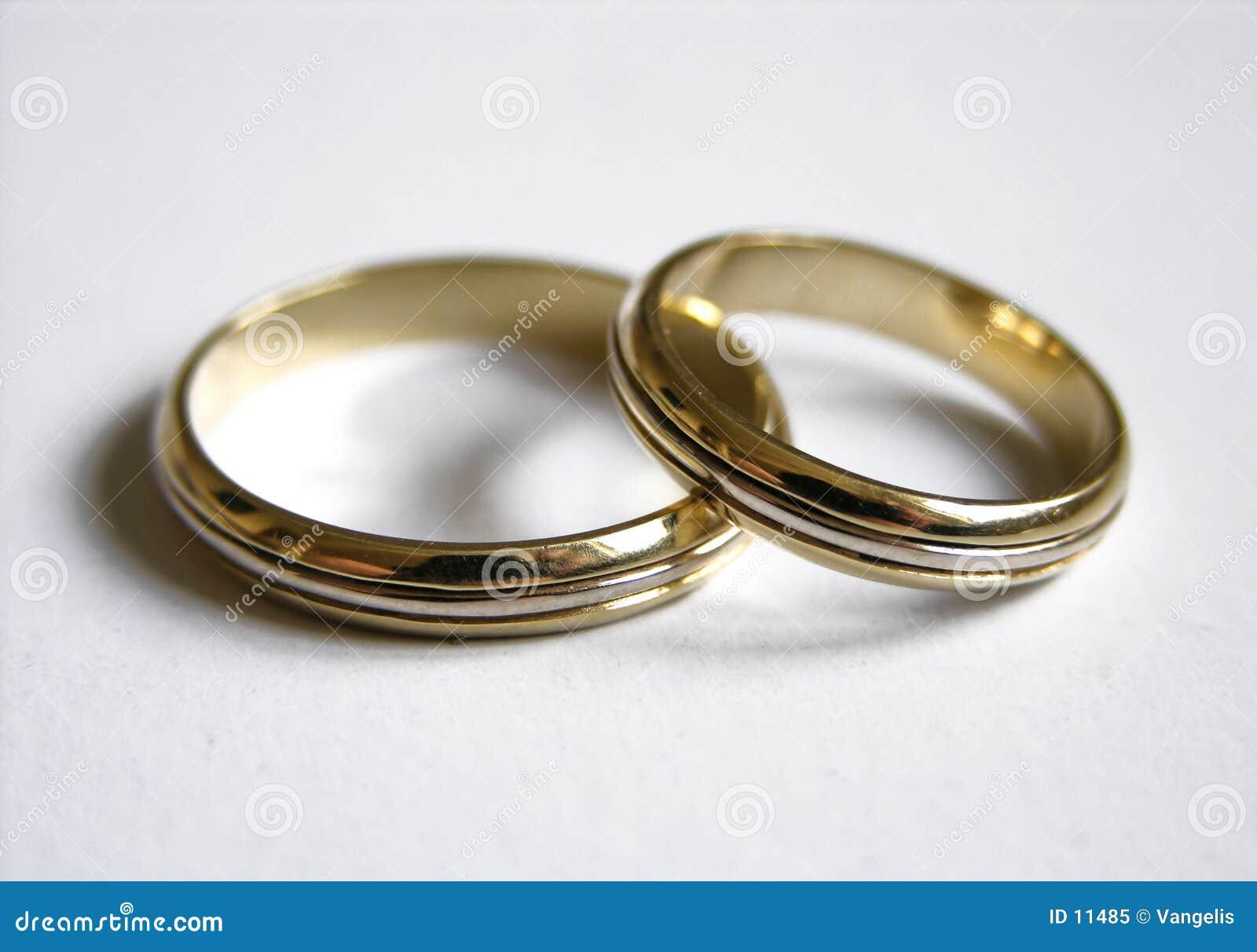 Hochzeits-Bänder