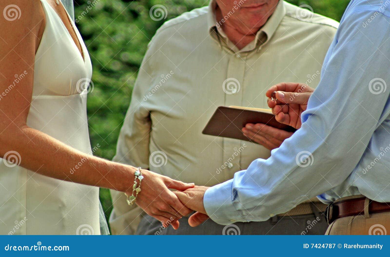Hochzeits-Versprechen
