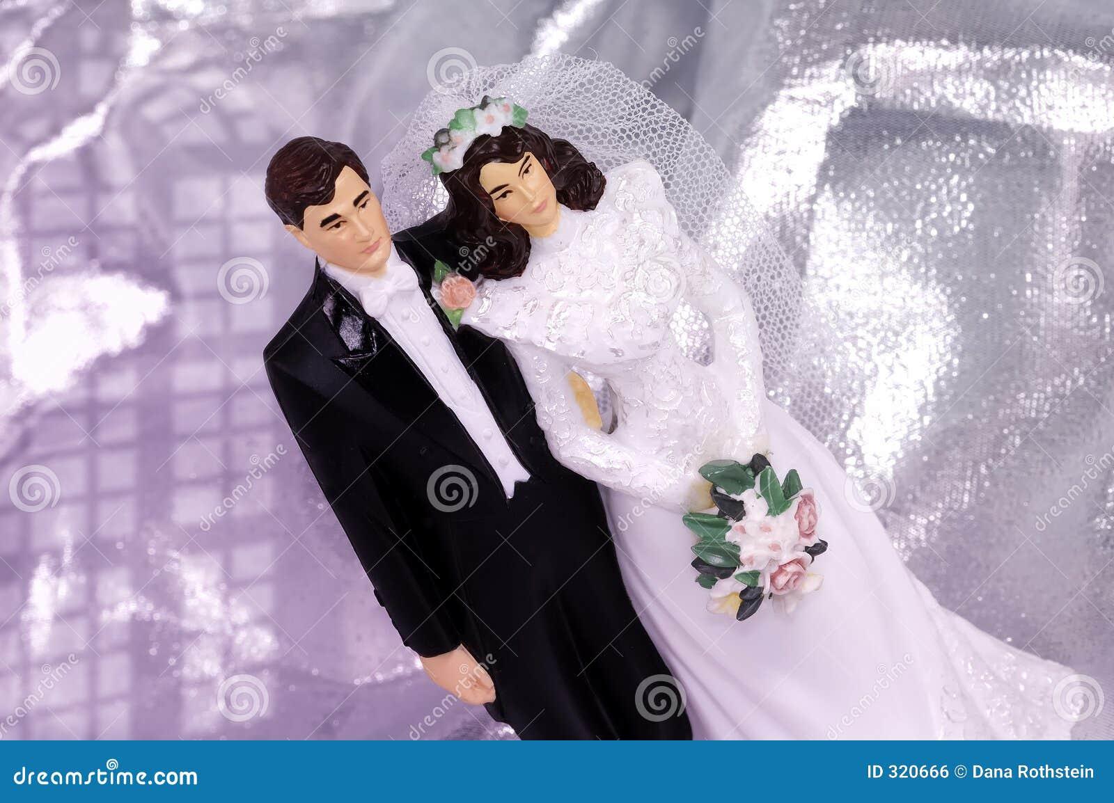 Hochzeits-Verzierung