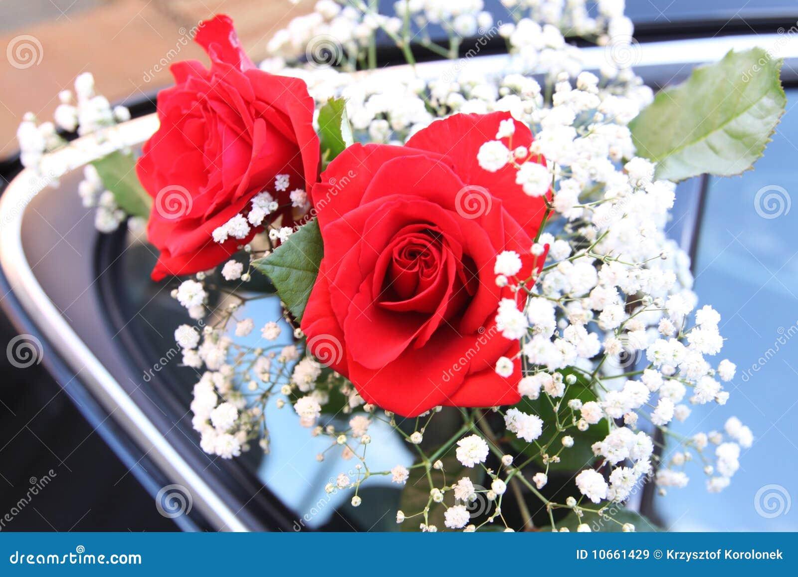 Hochzeitsblumen Stockbild Bild Von Blumen Glas Erhalten 10661429