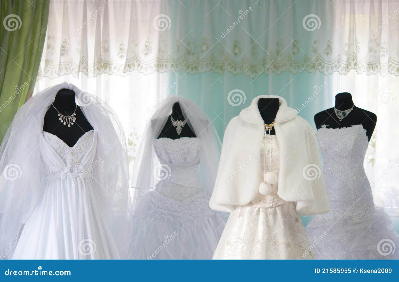 Hochzeitskleider Lizenzfreies Stockfoto - Bild: 21585955