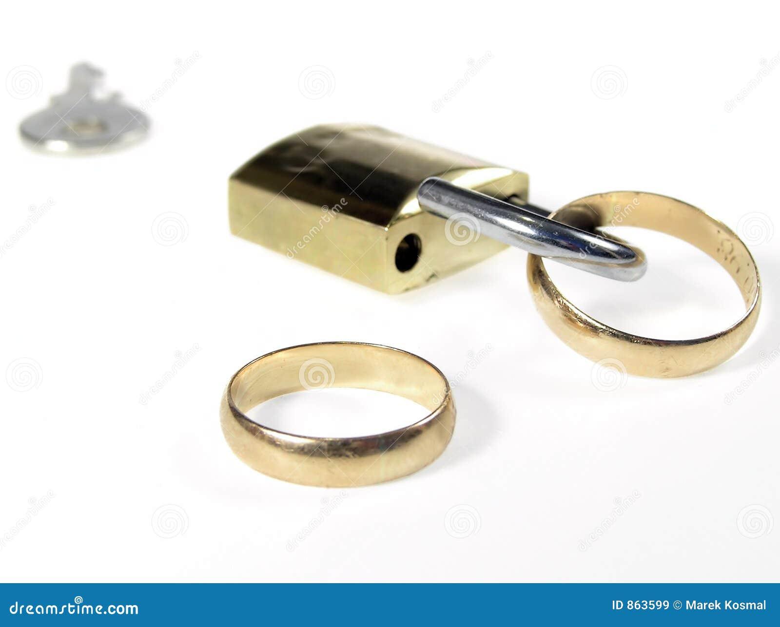 Hochzeitsringauffassung