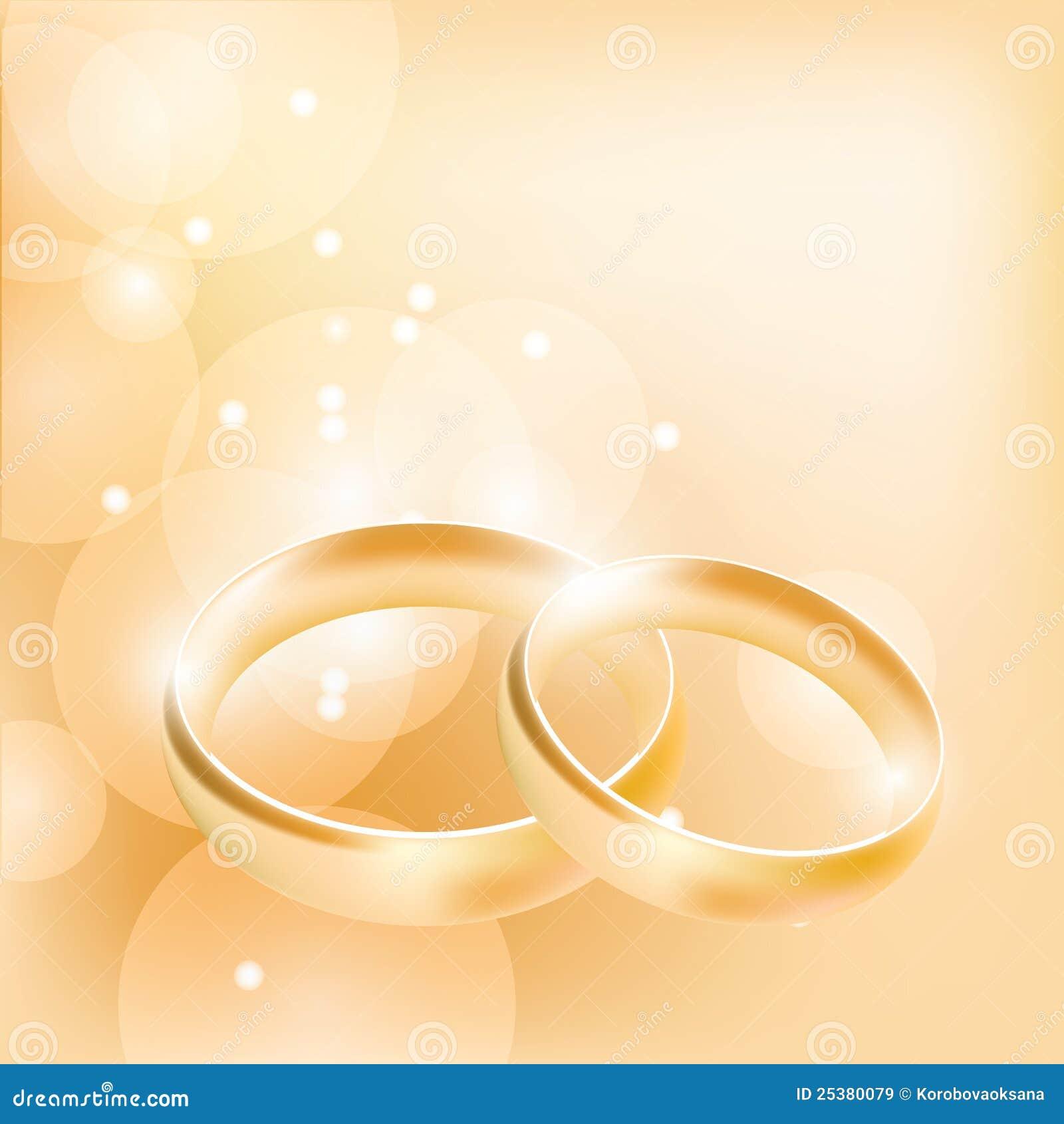 Wedding Invitation Backgrounds Wedding Rings