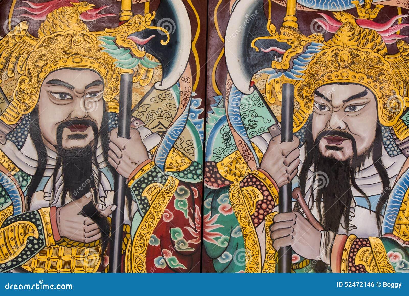 Hock Thian ναός Keng στη Σιγκαπούρη
