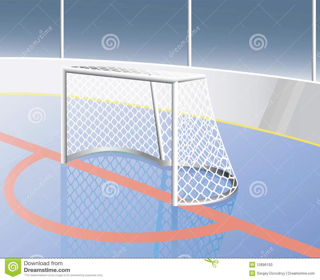 how to make hockey goal boards