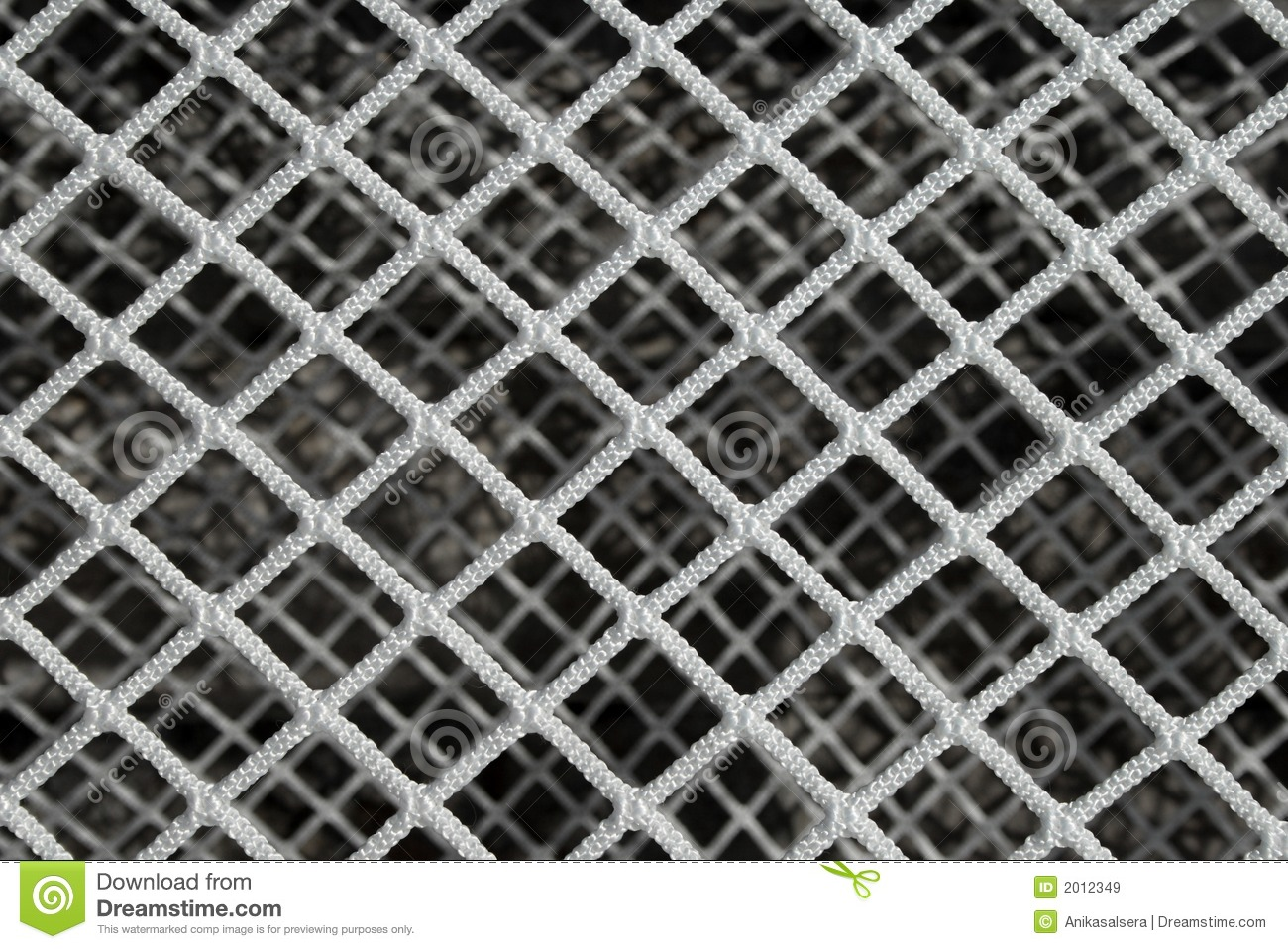 Hockey Net Pattern Royalty Free Stock Images - Image: 2012349
