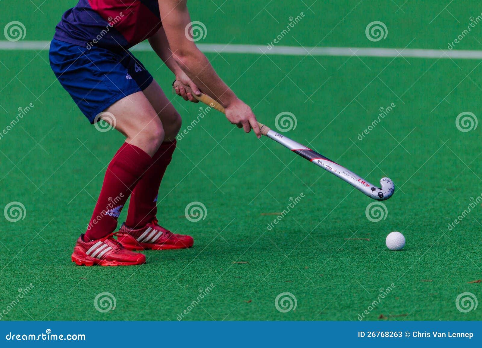 Field Hockey Stick And...