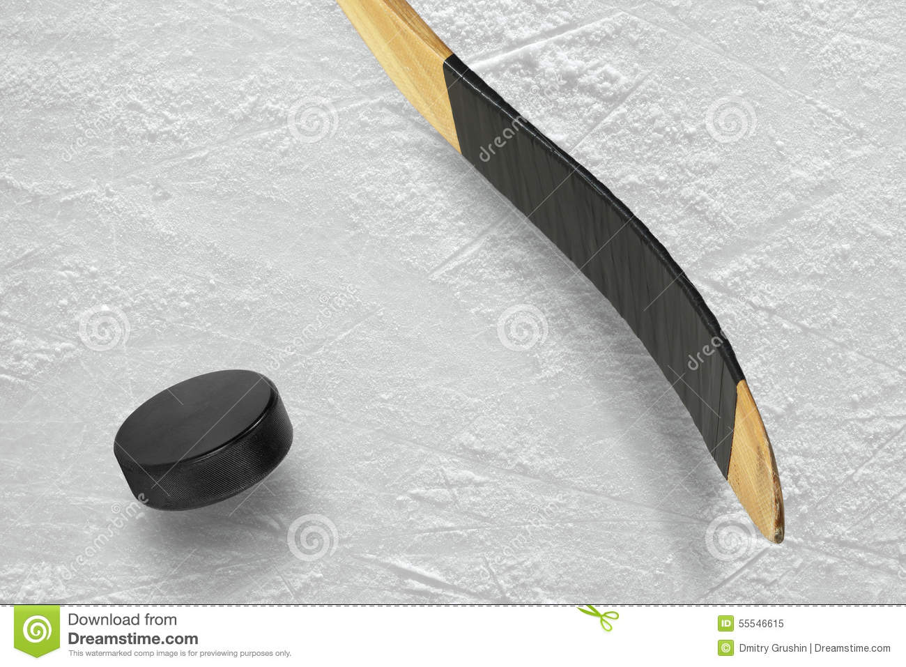 how to make a hockey stick at home