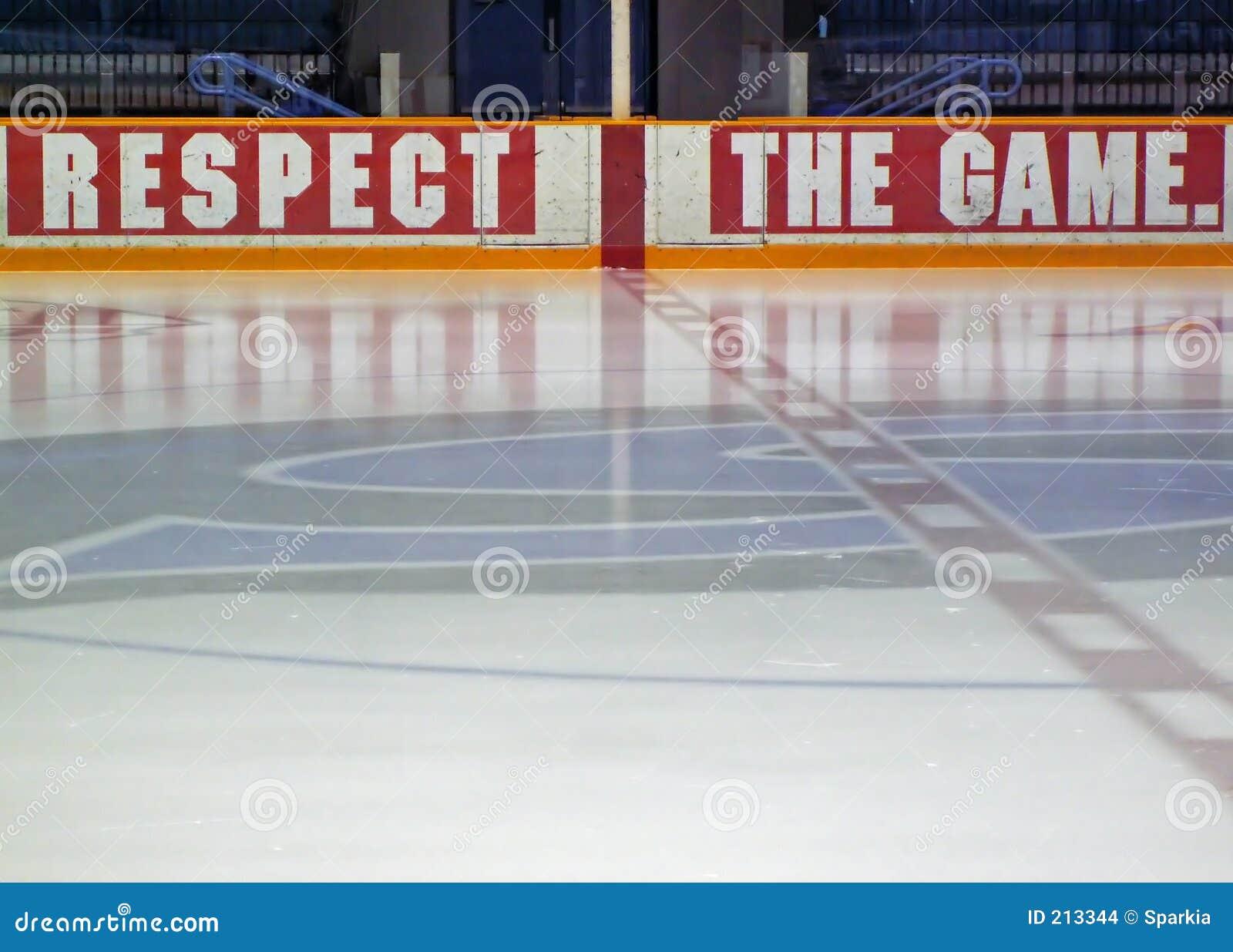 Hockeyisbana