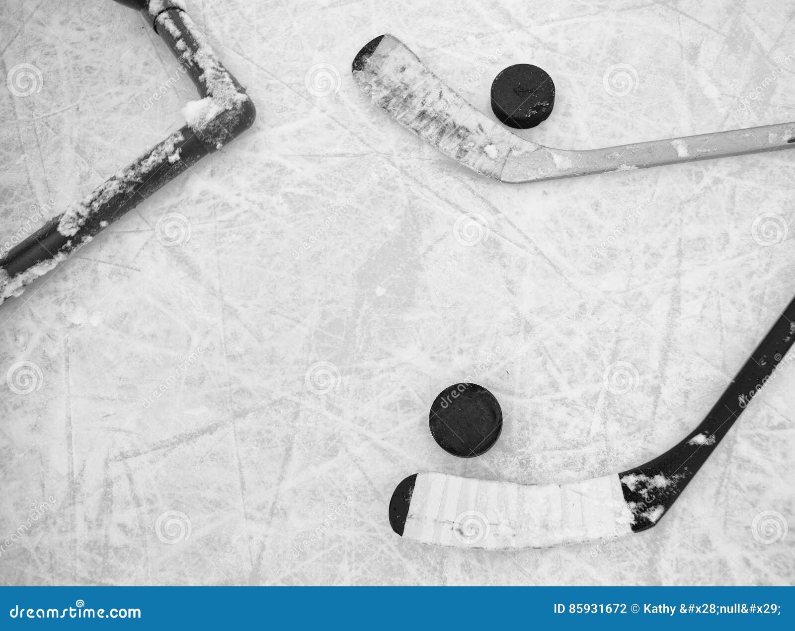 Hockeyschläger und Kobolde