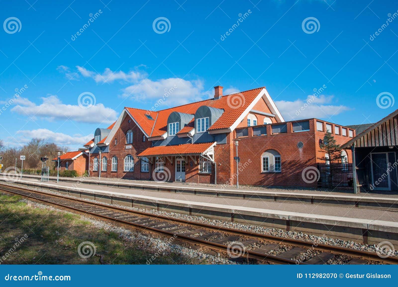 Hoeng train station