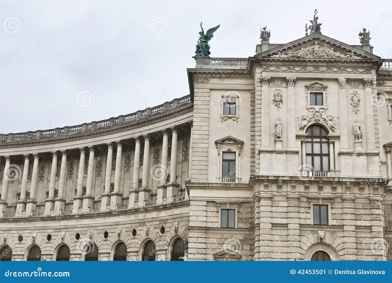 Hofburg Palast in Wien