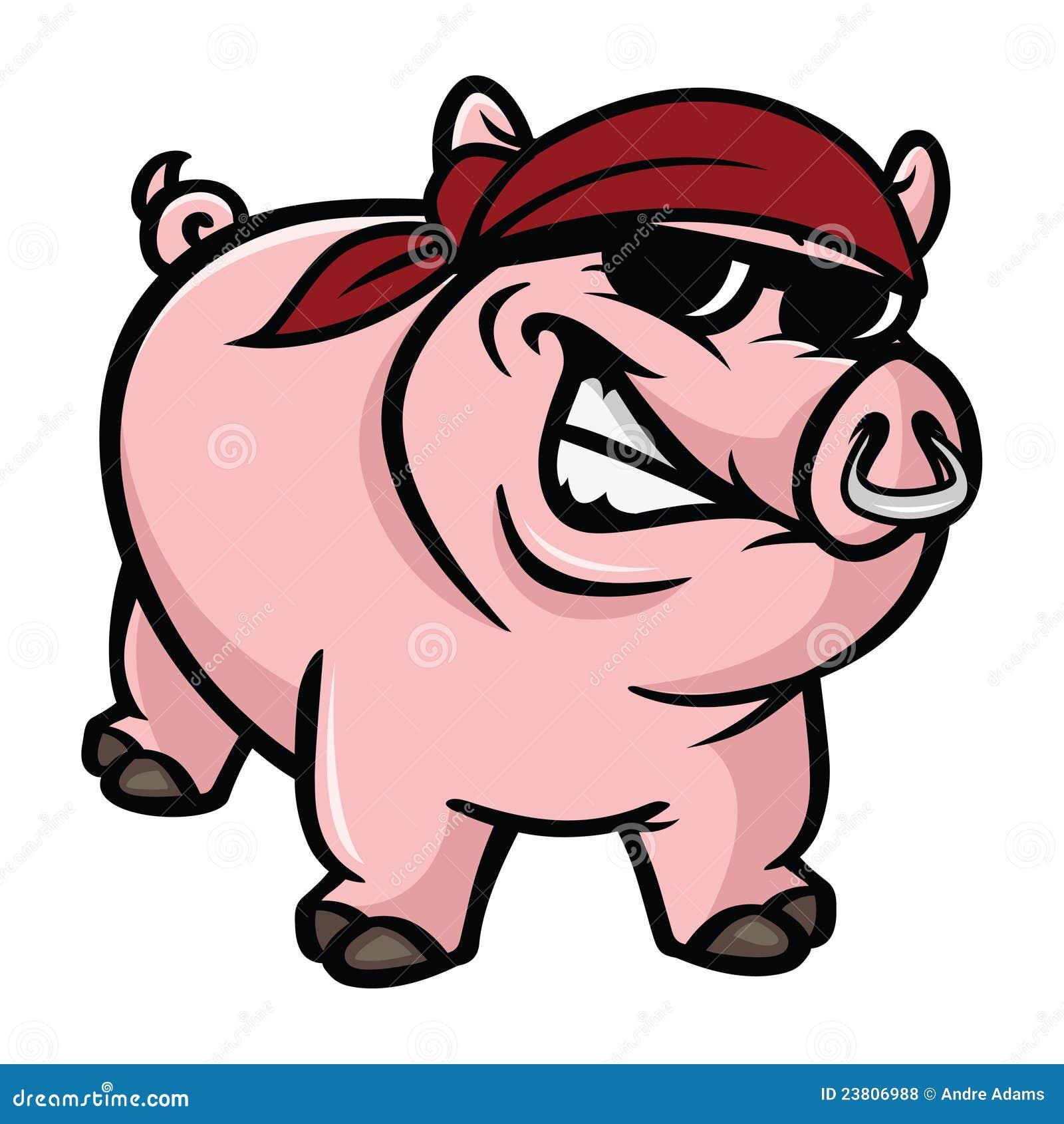 Hog ride splater