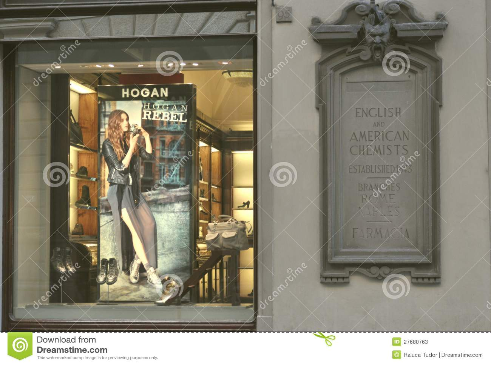 hogan shop florence