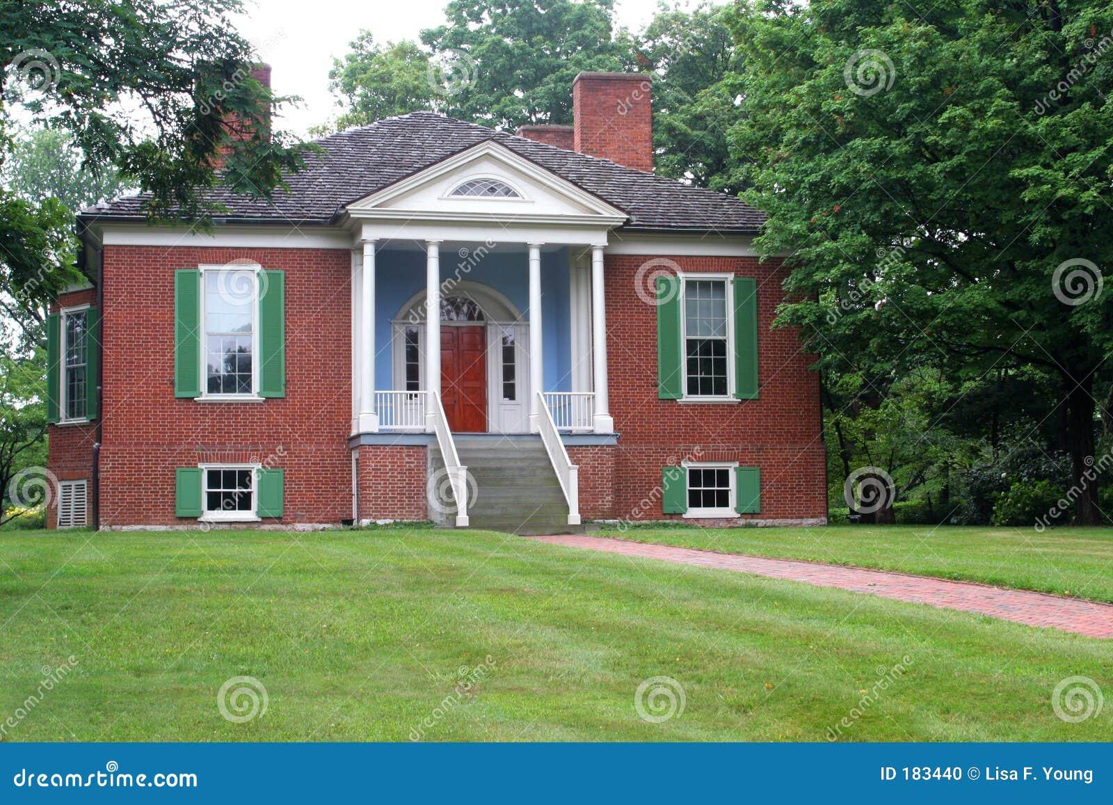 Hogar colonial 2 de Farmington