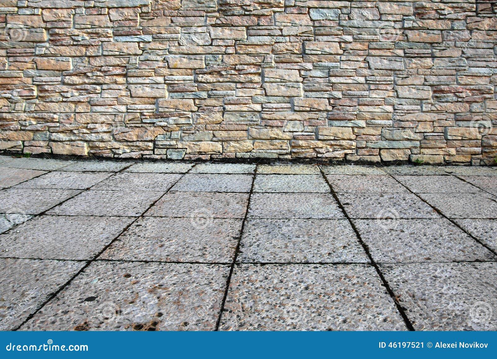 pared piedra
