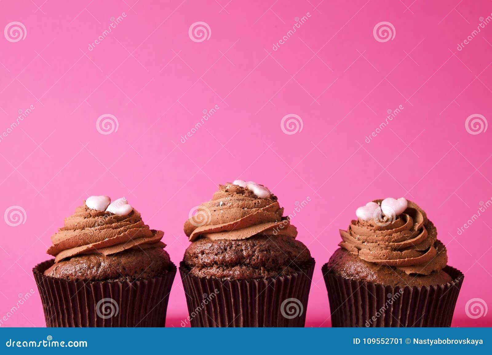 Hogar sabroso hecho dulces cocidos del mollete del cumpleaños Productos deliciosos de la panadería malos para la figura Dulces ma