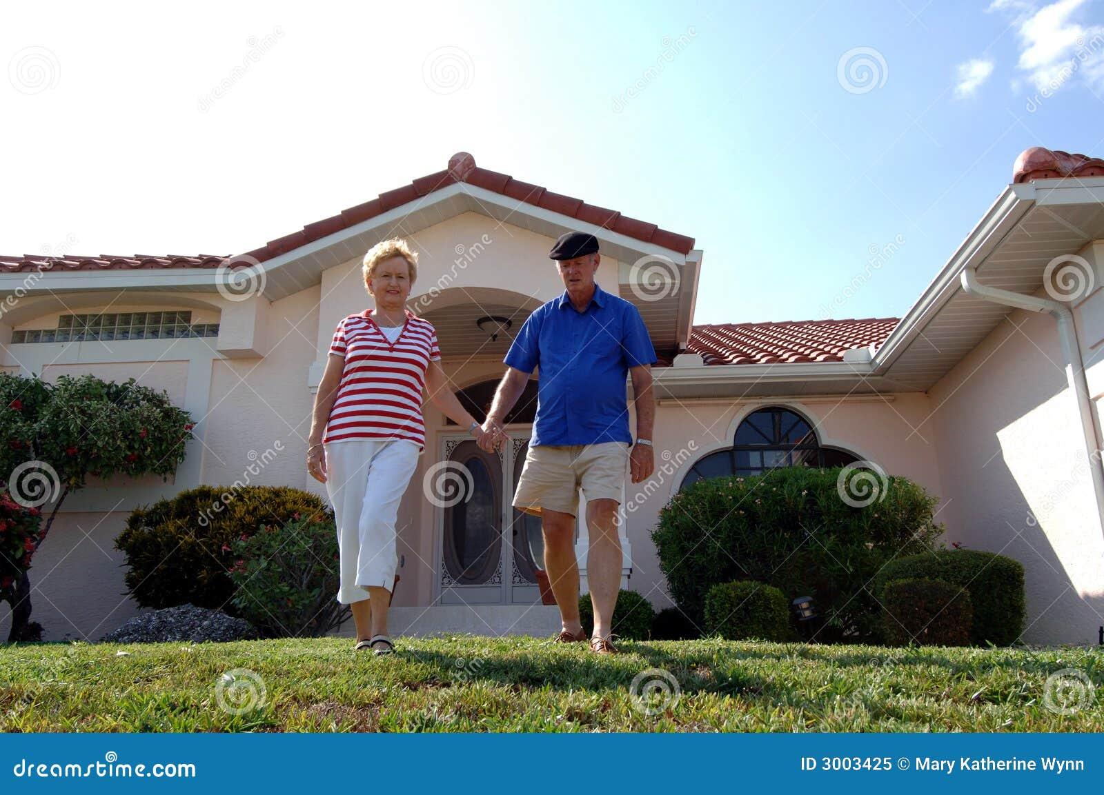 Hoger paar voor huis