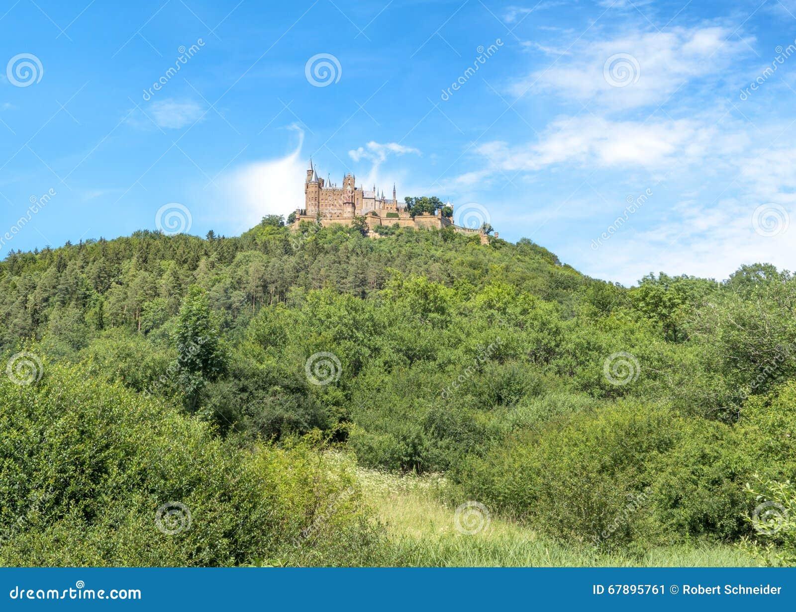 Hohenzollern的城堡