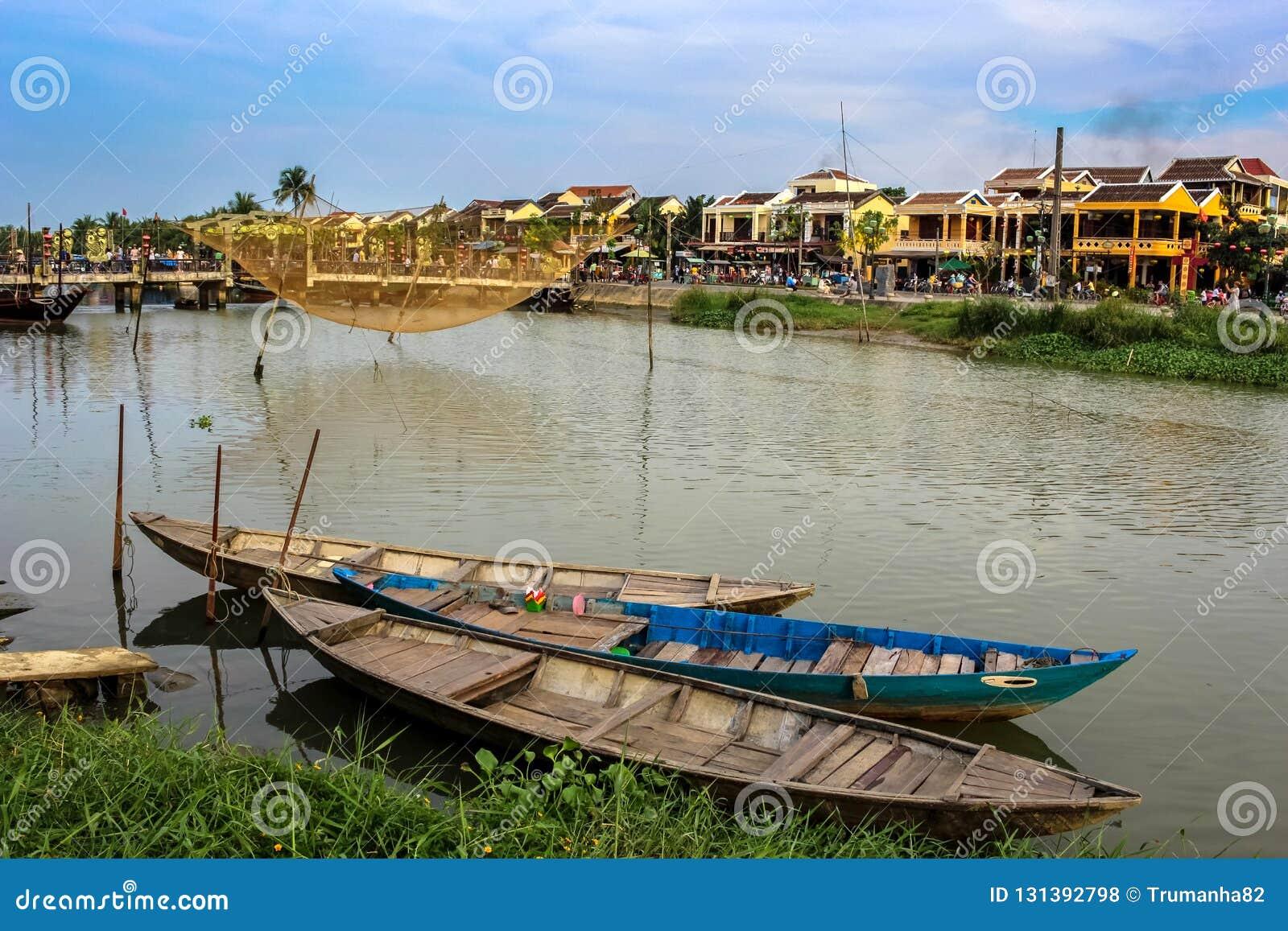 Hoi An Ancient Town au Vietnam central