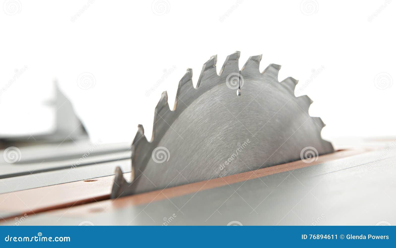 Hoja de sierra de la tabla