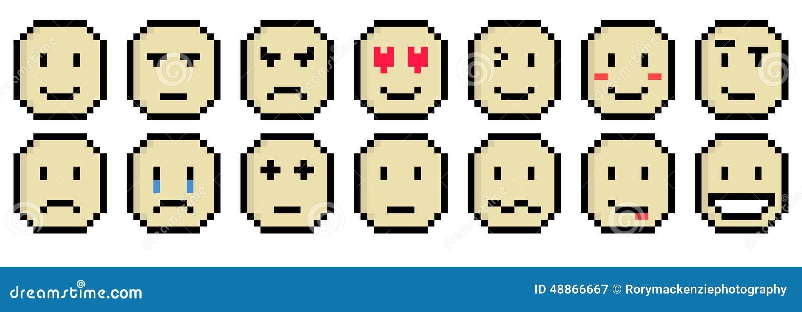 Hoja del Emoticon
