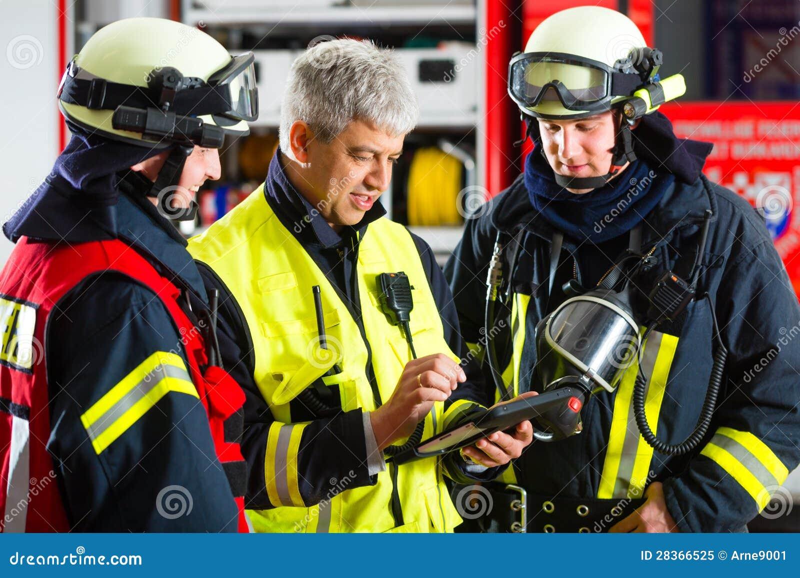 Hojas de operación (planning) del despliegue en el Tablilla-Ordenador