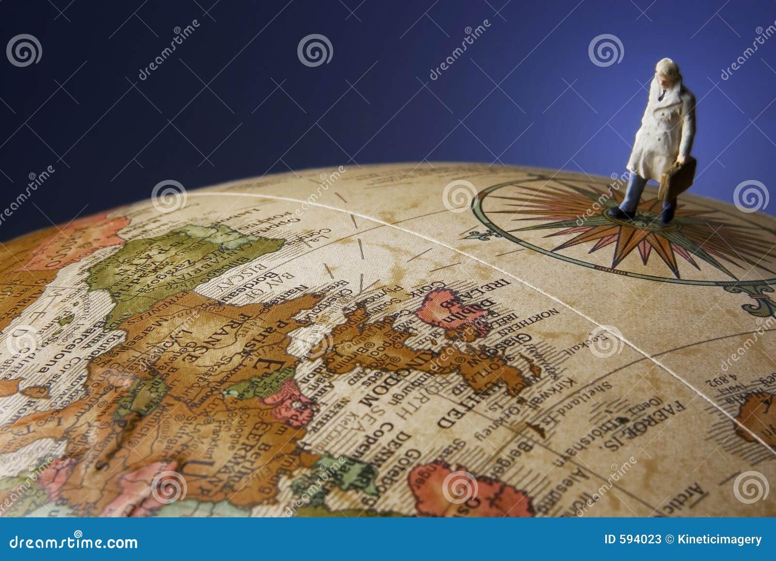 Hojas de ruta (traveler) de asunto